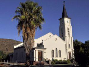 Olifantshoek DR Church Built in 1919 restored in 1963