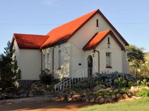 Olifantshoek Apostolic Faith Mission Church built in 1929