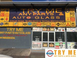 Try Me Any Parts & Auto Glass