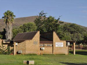 Olifantshoek Library