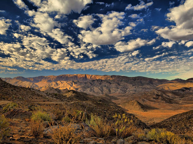 Richtersveld Cultural and Botanical Landscape